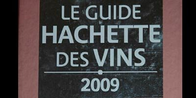 Guide Hachette des Vins 2009