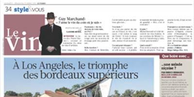 Le Figaro du samedi 9 juillet 2011