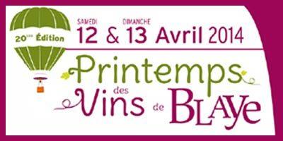 20 ans pour le Printemps des vins de Blaye !