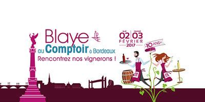 Blaye au Comptoir Paris 8-9-11-2017