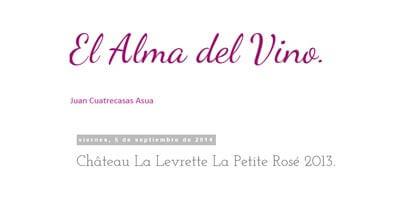 la Petite Rosé par Juan Cuatrecasas