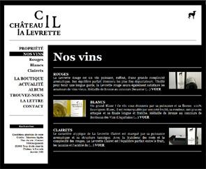 site-Chateau-la-levrette-vins-de-Bordeaux