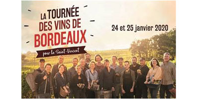 Bordeaux fête la Saint Vincent !